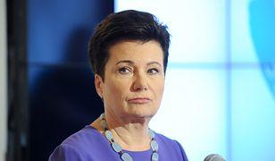 """Hanna Gronkiewicz-Waltz o komisji weryfikacyjnej. """"Oczekuję na doprowadzenie siłą"""""""