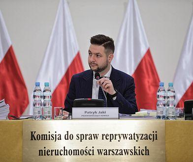 Jaki złożył zawiadomienie do prokuratury na Nowaczyka. Oskarża go o fałszywe zeznania
