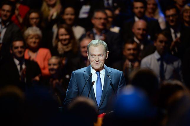 Szef Rady Europejskiej Donald Tusk wystąpi w Polsce 3 maja.
