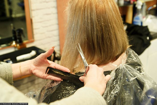 Jak działa fryzjerskie podziemie w czasie pandemii?