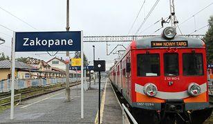 Wakacje 2020. Na lato wracają pociągi do Zakopanego