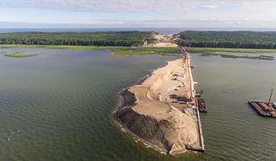 Trzy nowe wyspy w Polsce