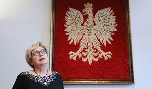 Małgorzata Gersdorf zapewnia, że będzie I Prezes Sądu Najwyższego do końca swojej kadencji