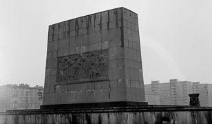 Pomnik Bohaterów Getta w stolicy