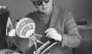 Joe Shuster na zdjęciu z 1975 r.