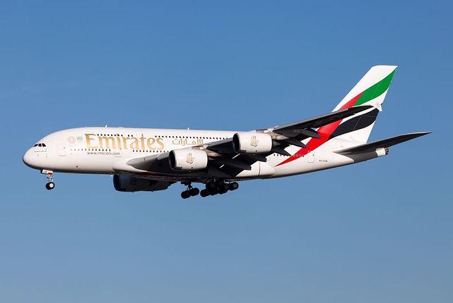 Linie lotnicze Emirates