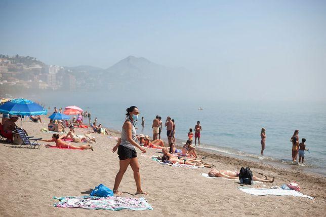 Była grupa Polaków, która nie bała się jechać na wakacje zagraniczne w tym roku
