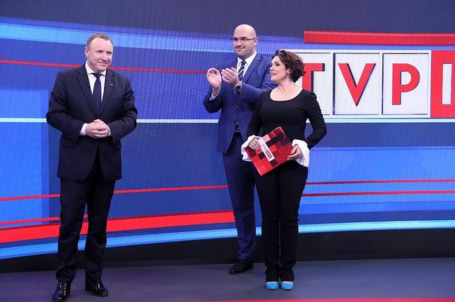 """Nagonka TVP"". RPO ucina pytania o problemy syna"