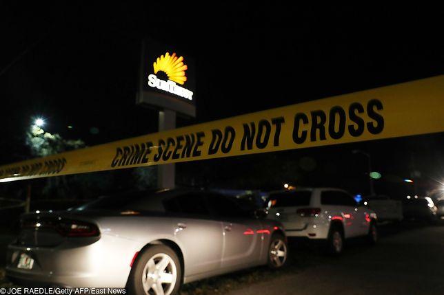 USA: Napad na bank na Florydzie. Pięć osób poniosło śmierć z rąk napastnika