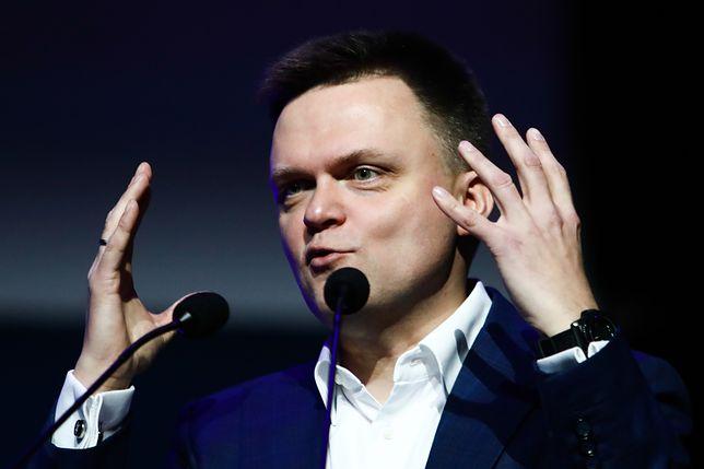 Wybory prezydenckie 2020. Szymon Hołownia przedstawił kolejnego doradcę. Prawica oburzona
