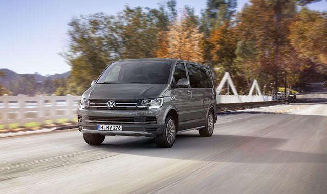 VW Multivan PanAmericana: vanem w teren