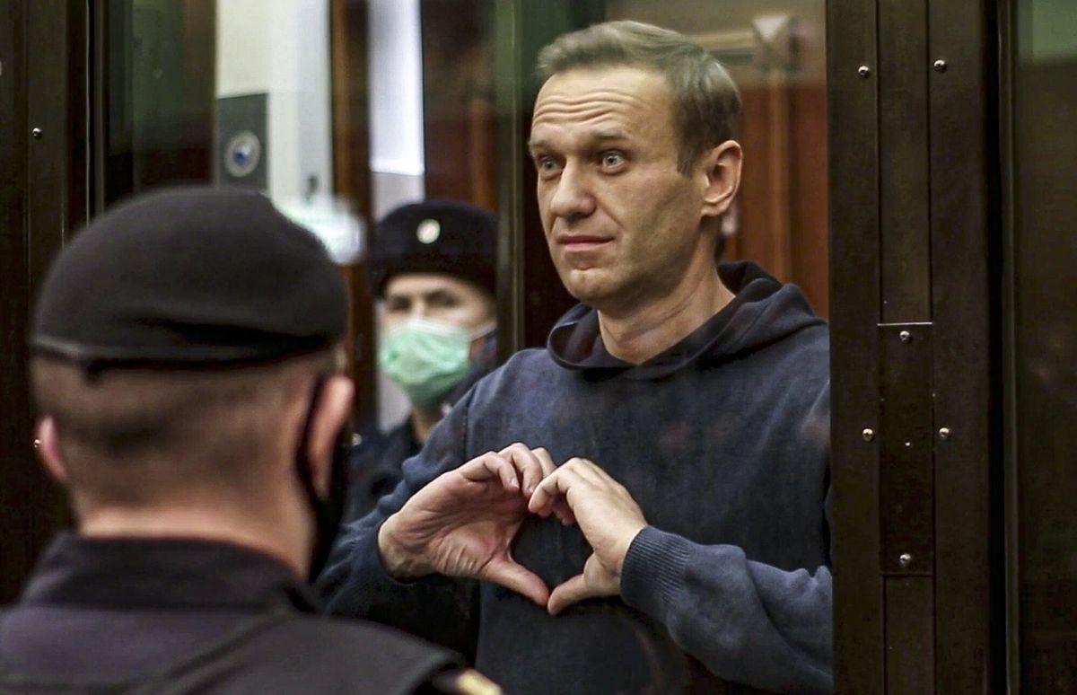 Aleksiej Nawalny skazany na pobyt w kolonii karnej.