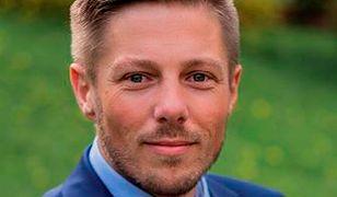 Marcin Chłodnicki jest kandydatem na prezydenta Kielc