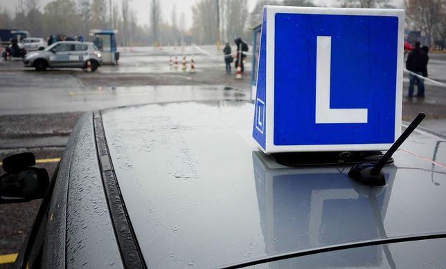 Już w połowie tego roku zdobycie prawa jazdy będzie trudniejsze
