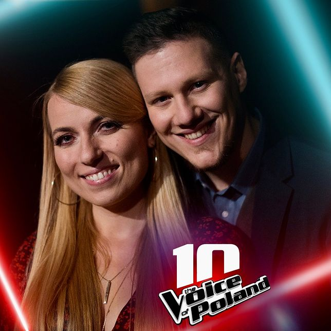 """The Voice of Poland"" - Paulina i Bartek Gruszeccy"