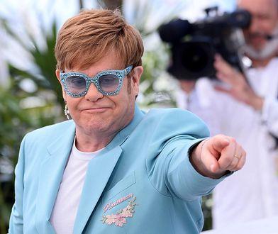 Słowa papieża wywołały poruszenie. Elton John reaguje