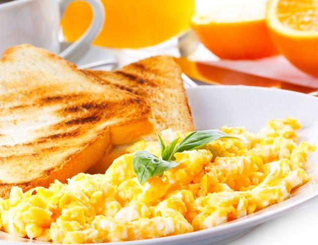 Jajko zawiera dużo cennej choliny