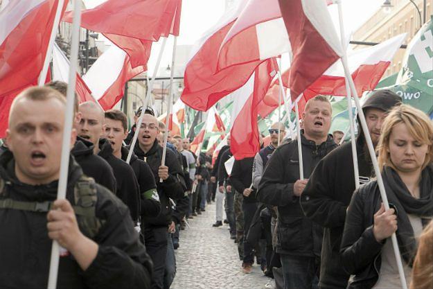 Dochodzenie ws. obchodów ONR Białymstoku: prokuratura odmówiła przyjęcia zażaleń