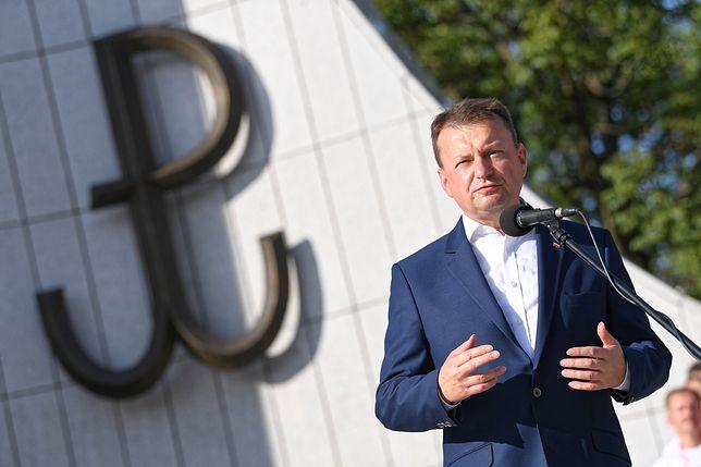 Mariusz Błaszczak ustanowił nowe święto