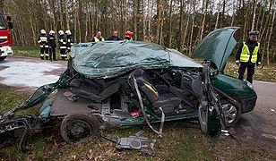 Tragiczny wypadek w Klamrach k. Chełmna. Nie będzie prokuratorskiego śledztwa
