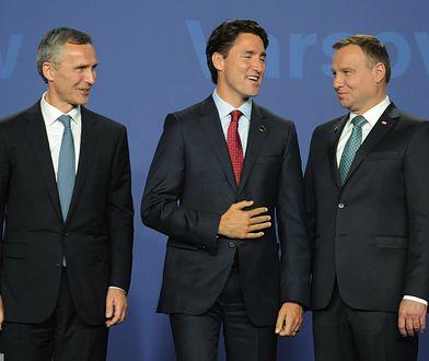 Ostatnio nabrali prezydenta Dudę, teraz premiera Kanady. Rosyjscy komicy znowu zaatakowali