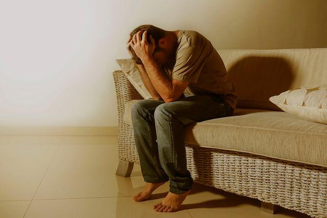 Mężczyźni boją się przyznać, że są ofiarami przemocy domowej.