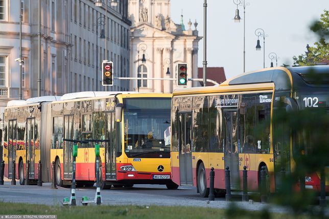 Warszawa. W weekend drogowcy zapowiadają dużo prac i remontów w stolicy