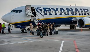 Polak przeprosił za wydarzenia na pokładzie samolotu Ryanair. Sąd potraktował go łagodnie