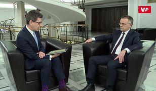 Kontrowersyjny wywiad b. senatora PiS Jana Żaryna. Jarosław Sellin komentuje