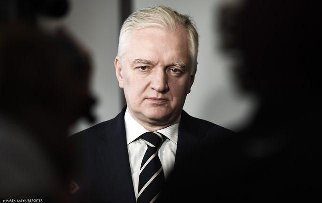 Jarosław Gowin namawia do podpisania petycji