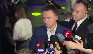 Wybory prezydenckie 2020. Szymon Hołownia o debacie Kidawa-Błońska - Jaśkowiak