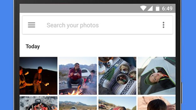 Preinstalowane na smartfonach Zdjęcia Google pobrane miliard razy