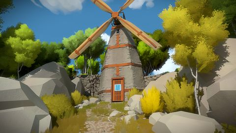 Nowa galeria z The Witness