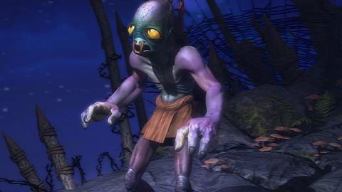 Nowa galeria z Oddworld: Abe's Oddysee New 'n' Tasty!