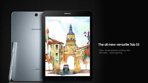 Samsung Galaxy Tab S3 – mobilne centrum rozrywki z czterema głośnikami