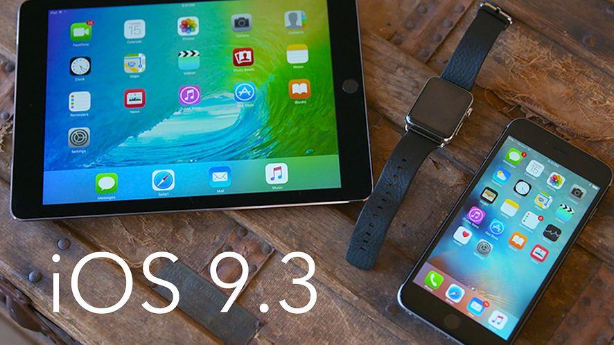 Nie tylko nowy sprzęt: OS X, iOS, watchOS i tvOS otrzymały aktualizacje