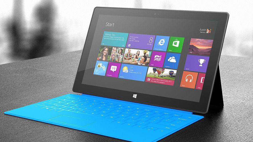 Aktualizacja dla Windows RT to proteza podobna do Windows Phone 7.8