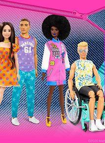 Jak od idealnych Barbie przeszliśmy do lalek z zespołem Downa