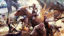 Najlepsze Final Fantasy od dziś w Game Passie