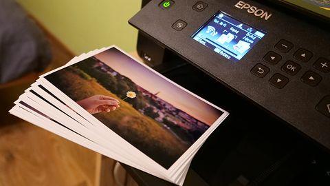 Epson EcoTank L7160 — wydruk domowy w praktyce
