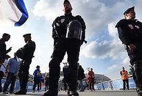 Euro 2016  policja zdetonowała podejrzaną torbę w pobliżu hotelu Francuzów 9bc55545853bc