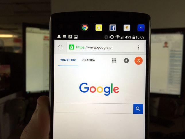 Google weryfikuje wasze numery