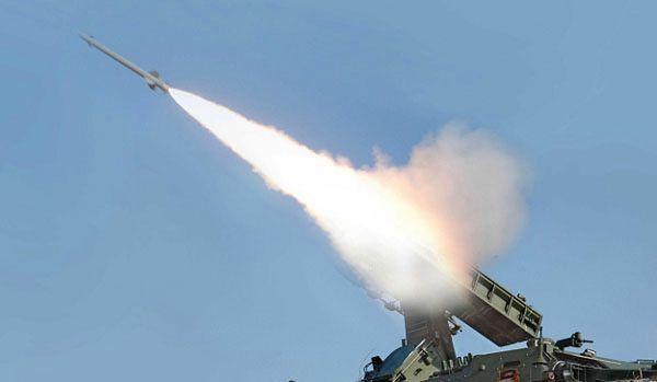 Korea Północna wciąż buduje napięcie - wystrzeliła kolejną rakietę