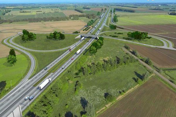 Ogłoszono przetarg na budowę S7 z Gdańska do Elbląga