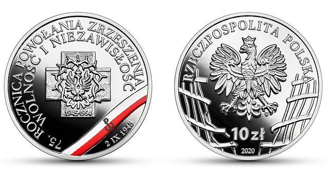 NBP wprowadza do obiegu 10-złotową monetę