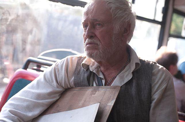 """Jan Nowicki w filmie """"11 minut"""" (2015)"""