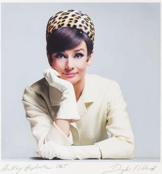 Portret Audrey Hepburn trafi na licytację
