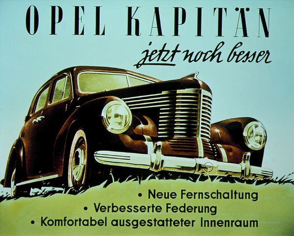 Reklama Opla Kapitana