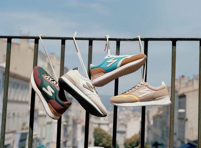 Kapsułowa kolekcja Sprandi Retro Sneakers