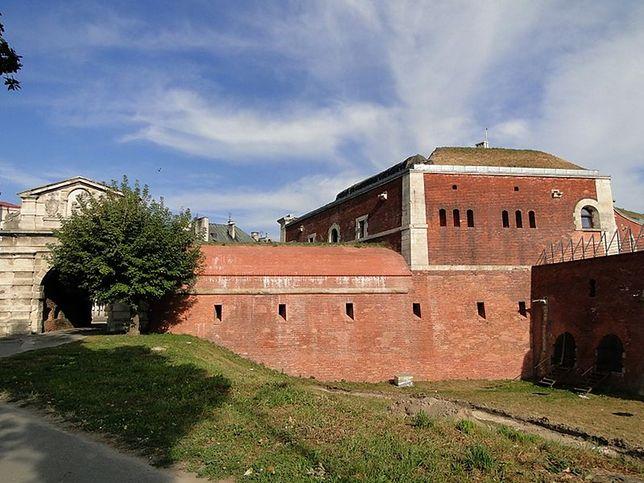 Do czasów współczesnych zachował się VII bastion Twierdzy Zamość